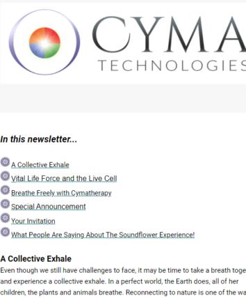 CYMA News 2021-05