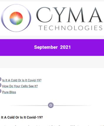 CYMA News 2021-09